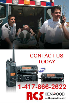 Contact Us for 2 Way Radios