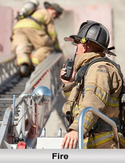 Radios for Fire Departments